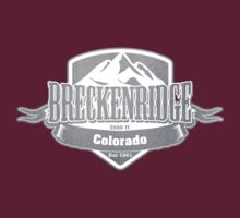 Breckenridge Colorado Ski Resort by CarbonClothing