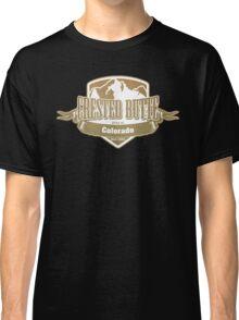Crested Butte Colorado Ski Resort Classic T-Shirt