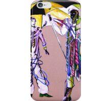 hamlet & horatio go to American iPhone Case/Skin