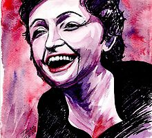 Edith PIAF, La vie en rose by jos2507