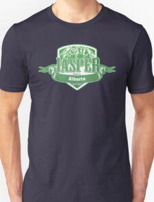Jasper Alberta Ski Resort Unisex T-Shirt