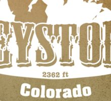 Keystone Colorado Ski Resort Sticker