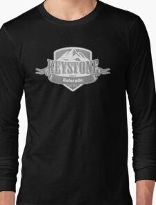 Keystone Colorado Ski Resort Long Sleeve T-Shirt