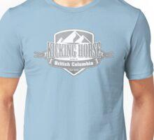 Kicking Horse British Columbia Ski Resort Unisex T-Shirt