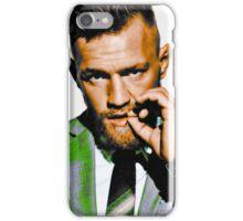 conor mcgregor ireland iPhone Case/Skin