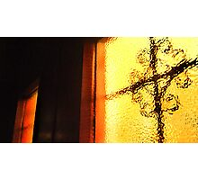 Church Glass Photographic Print