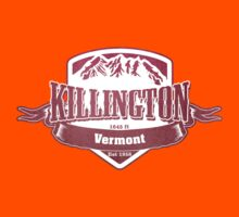 Killington Vermont Ski Resort by CarbonClothing