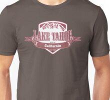 Lake Tahoe California Ski Resort Unisex T-Shirt