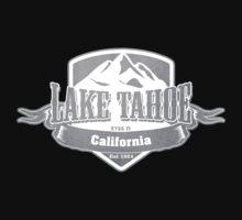 Lake Tahoe California Ski Resort by CarbonClothing
