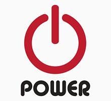 Power Button Unisex T-Shirt