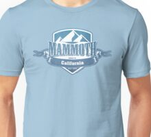 Mammoth California Ski Resort Unisex T-Shirt