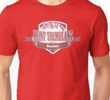 Mont Tremblant Quebec Ski Resort Unisex T-Shirt