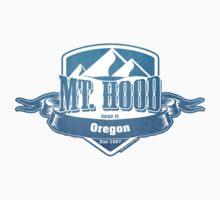 Mt Hood Oregon Ski Resort by CarbonClothing