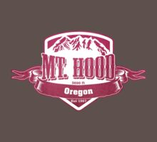 Mt Hood Oregon Ski Resort by CarbonClothing