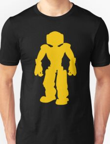 Yellow Robot T-Shirt