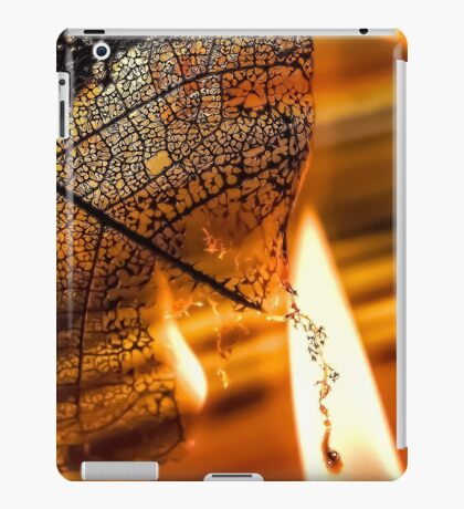 Dark Flames iPad Case/Skin