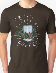 Winter Coffee T-Shirt