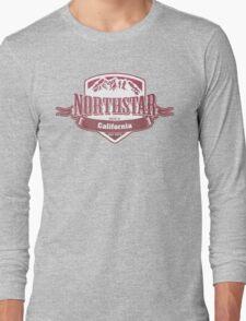 Northstar California Ski Resort Long Sleeve T-Shirt
