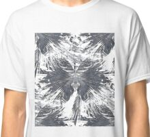 Wings in Black & White Classic T-Shirt