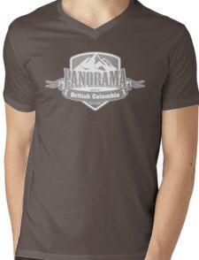 Panorama British Columbia Ski Resort Mens V-Neck T-Shirt