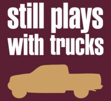 Still plays with trucks by e2productions