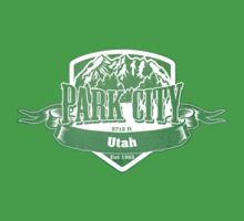 Park City Utah Ski Resort T-Shirt
