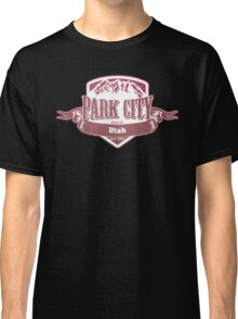 Park City Utah Ski Resort Classic T-Shirt