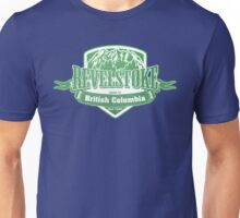 Revelstoke British Columbia Ski Resort  Unisex T-Shirt