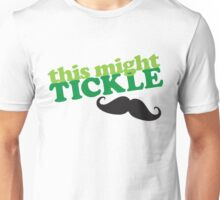 This might tickle Unisex T-Shirt