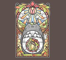 Stained Glass Forest Spirit T-Shirt