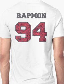 BTS- RAPMON 94 Line Flower Design Unisex T-Shirt