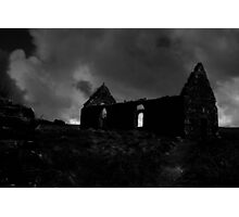 'fast falls the eventide...' Photographic Print