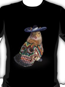 Day Of The Dead Squirrel T-Shirt
