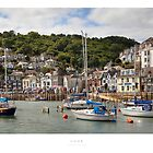 Looe, Cornwall by Andrew Roland