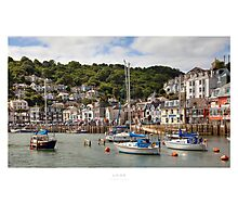 Looe, Cornwall Photographic Print