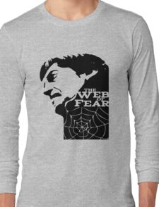 Doctor Who – The Web of Fear Long Sleeve T-Shirt