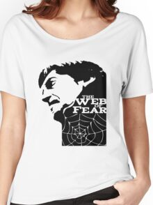 Doctor Who – The Web of Fear Women's Relaxed Fit T-Shirt