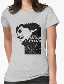 Doctor Who – The Web of Fear Womens Fitted T-Shirt