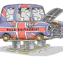 Rule Britannia by MacKaycartoons