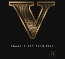 Bling GTA V Logo by DaisyGraphics