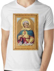 St. Sophia - Golden Girls Mens V-Neck T-Shirt