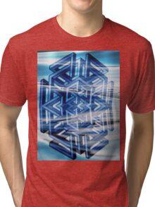 nouveau art Tri-blend T-Shirt