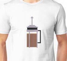 Pixel Coffee Press Unisex T-Shirt