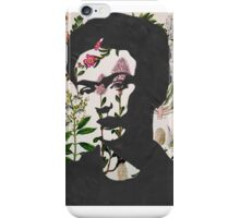Frida Kahlo Floral Print Phone Case  iPhone Case/Skin