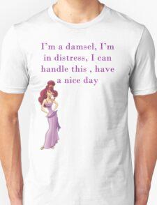 Damsel in distress T-Shirt