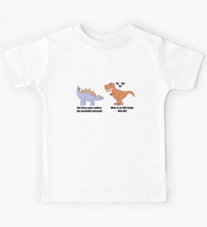 DinoWashtopia Kids Tee