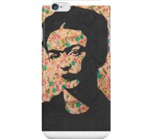 Frida Kahlo Cute Floral Print Phone Case  iPhone Case/Skin