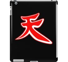 Become: Akuma 3 iPad Case/Skin