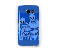 Undertale: Movie Night (Pacifist Run) Samsung Galaxy Case/Skin