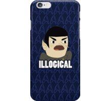 ILLOGICAL! iPhone Case/Skin